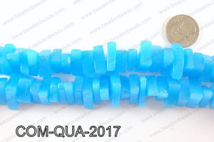 Composite quartz chips 10x20mmCOM-QUA-2017