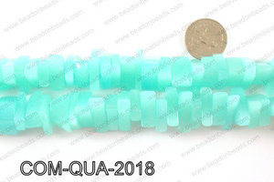 Composite quartz chips 10x20mmCOM-QUA-2018