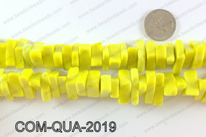 Composite quartz chips 10x20mmCOM-QUA-2019