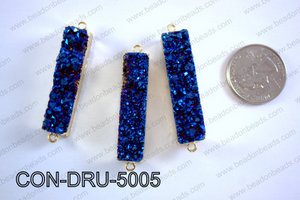 Druzy Connector 11x50MM  CON-DRU-5005