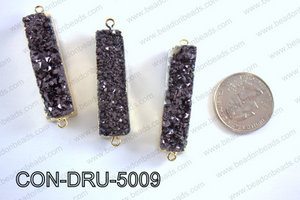 Druzy Connector 11x50MM  CON-DRU-5009
