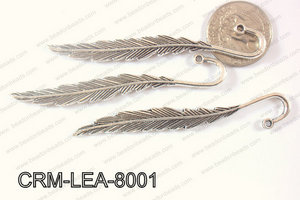 Leaf Bookmark 80x10mm CRM-LEA-8001