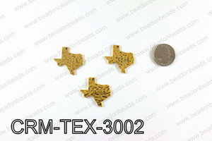 Texas Charms 30x31mm, Gold CRM-TEX-3002