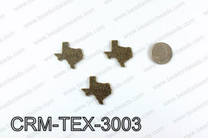 Texas Charms 30x31mm, Bronze CRM-TEX-3003