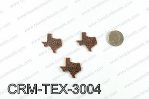 Texas Charms 30x31mm, Copper CRM-TEX-3004