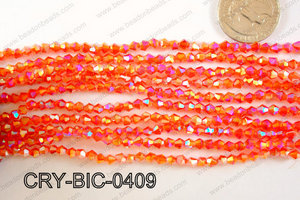 Angelic Crystal Bicone 4mm CRY-BIC-0409