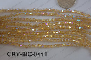 Angelic Crystal Bicone 4mm CRY-BIC-0411