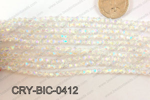 Angelic Crystal Bicone 4mm CRY-BIC-0412