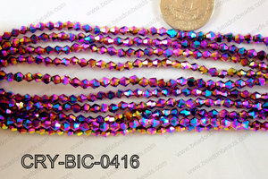 Angelic Crystal Bicone 4mm CRY-BIC-0416