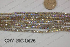 Angelic Crystal Bicone 4mm CRY-BIC-0428