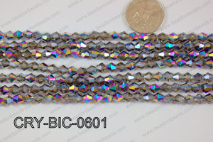 Angelic Crystal Bicone 6mm CRY-BIC-0601