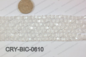 Angelic Crystal Bicone 6mm CRY-BIC-0610