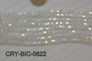 Angelic Crystal Bicone 6mm CRY-BIC-0622
