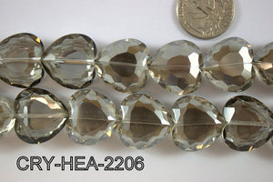 Angelic Crystal Heart 22mm CRY-HEA-2206