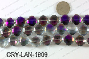 ANGELIC CRYSTAL LANTERN 18x18mm CRY-LAN-1809
