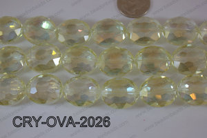 Angelic Crystals Oval 20x24mm CRY-OVA-2026