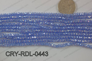 Angelic Crystals Rondels 4mm CRY-RDL-0443