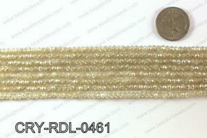 Angelic Crystals Rondels 4mm CRY-RDL-0461