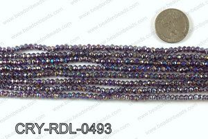 Angelic Crystals Rondels 4mm CRY-RDL-0493