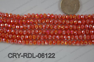Crystal Rondel 6mm CRY-RDL-06122