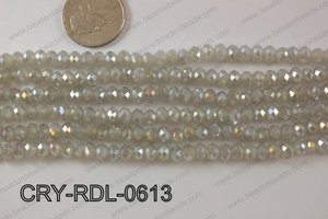 Angelic Crystals Rondels 6mm CRY-RDL-0613