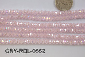 Angelic Crystal Rondel 6mm CRY-RDL-0662