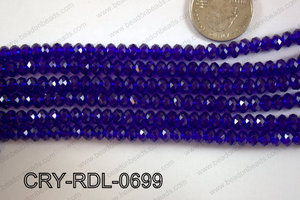 Crystal Rondel 6mm CRY-RDL-0699