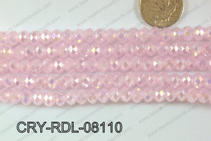 Angelic Crystal 8mm CRY-RDL-08110