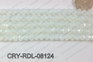 Angelic Crystal 8mm CRY-RDL-08124