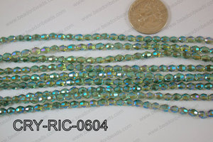 Angelic Crystals Rice 6mm CRY-RIC-0604