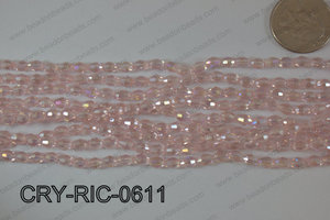 Angelic Crystals Rice 6mm CRY-RIC-0611