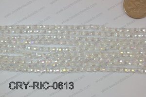Angelic Crystals Rice 6mm CRY-RIC-0613