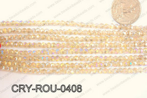 Angelic Crystal Round 4mm CRY-ROU-0408