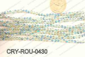 Angelic Crystal Round 4mm CRY-ROU-0430