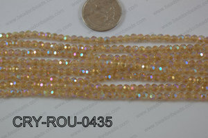 Angelic Crystal Round 4mm CRY-ROU-0435