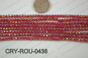 Angelic Crystal Round 4mm CRY-ROU-0436
