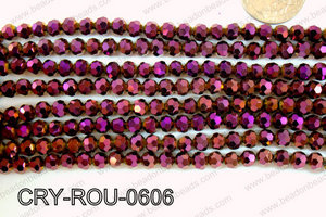 Angelic Crystal Round 6mm CRY-ROU-0606