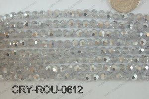 Angelic Crystal Round 6mm CRY-ROU-0612