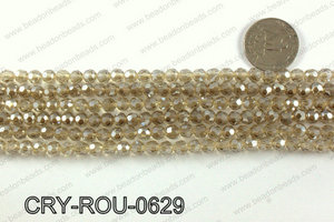 Angelic crystal round 6mmCRY-ROU-0629