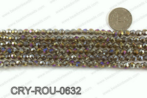 Angelic crystal round 6mmCRY-ROU-0632