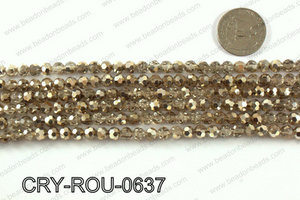 Angelic crystal round 6mmCRY-ROU-0637