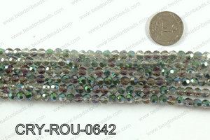 Angelic crystal round 6mmCRY-ROU-0642