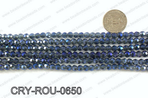 Angelic crystal round 6mmCRY-ROU-0650