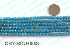 Angelic crystal round 6mmCRY-ROU-0653