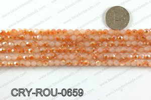 Angelic crystal round 6mmCRY-ROU-0659