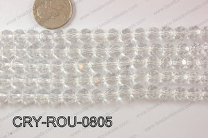 Angelic Crystals Round 8mm CRY-ROU-0805