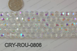 Angelic Crystals Round 8mm CRY-ROU-0806
