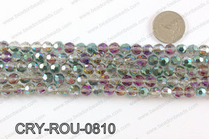 Angelic crystal round 8mmCRY-ROU-0810