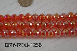 Angelic Crystal Round Faceted 96cut 12mm CRY-ROU-1258