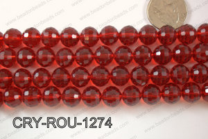 Angelic Crystals Round 96 cut 12mm CRY-ROU-1274